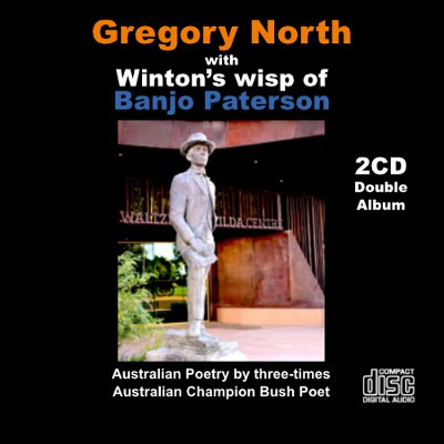 Winton's wisp of Banjo Paterson Double CD